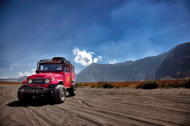 Jeep-bromo